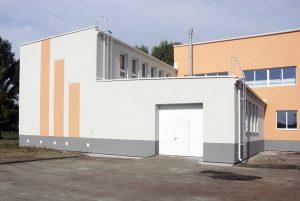 Rekonštrukcia budovy Centrálneho technologického laboratória STU, Bratislava