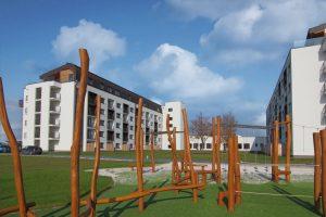 Výstavba športovo rekreačno kongresového areálu, Šamorín