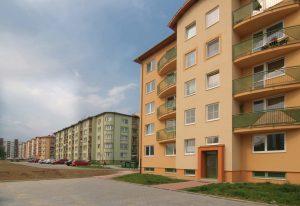 Výstavba nájomných bytov, Topoľčany