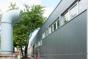 Rekonštrukcia skladu a dielne rozhlasu a televízie, Bratislava 4