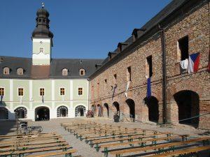 Rekonštrukcia kaštieľa, Dubnica nad Váhom
