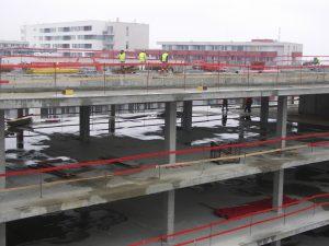 Výstavba novej centrály Slovenskej sporiteľne, Bratislava