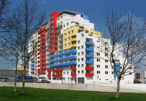 Výstavba polyfunkčného objektu Rustica, Bratislava
