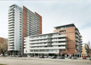 Výstavba polyfunkčného objektu Dominant, Bratislava