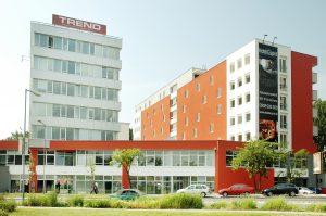 Výstavba polyfunkčného objektu Best, Bratislava