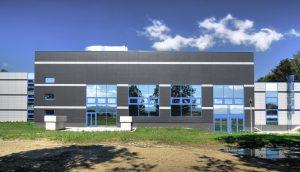 Výstavba auly lekárskej fakulty, Martin