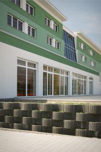 Modernizácia ružinovského areálu-zimný štadión V. Dzurillu, Bratislava