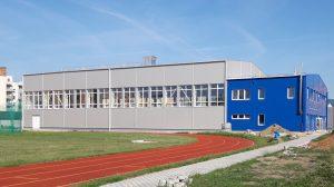 Výstavba telocvične pre športové gymnázium, Trenčín