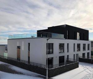 Výstavba Rezidencie na Kolibe - Atrios, Bratislava