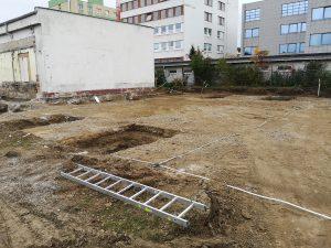 Výstavba športovej haly pre hokejovú akadémiu