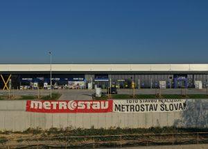 Obchodné centrum ShopBox Košice