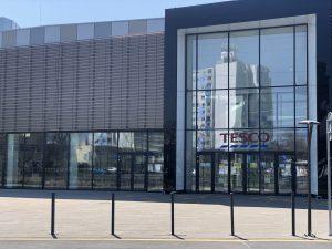 Rozšírenie existujúceho hypermarketu TESCO Petržalka o nákupnú galériu